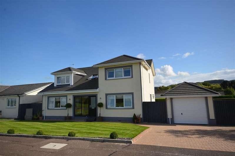 5 Bedrooms Detached Villa House for sale in 26 Browncarrick Drive, Doonfoot, KA7 4JA