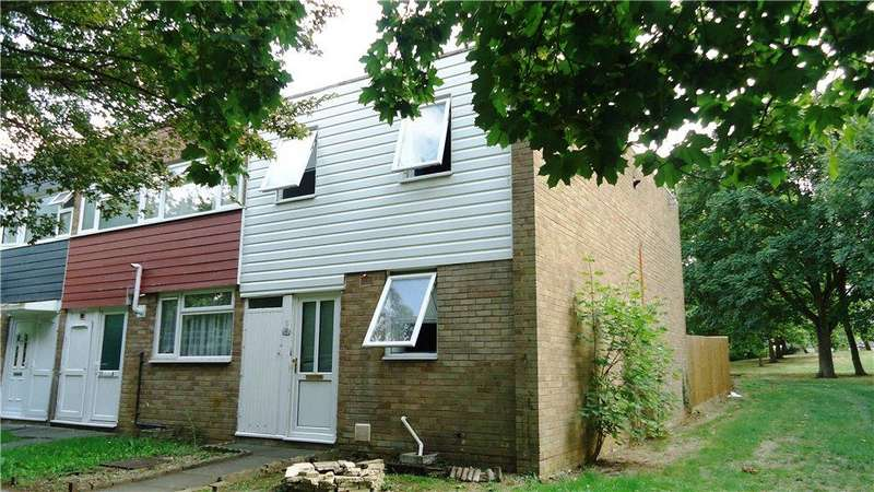 3 Bedrooms End Of Terrace House for sale in Garrowmore Grove, Bletchley