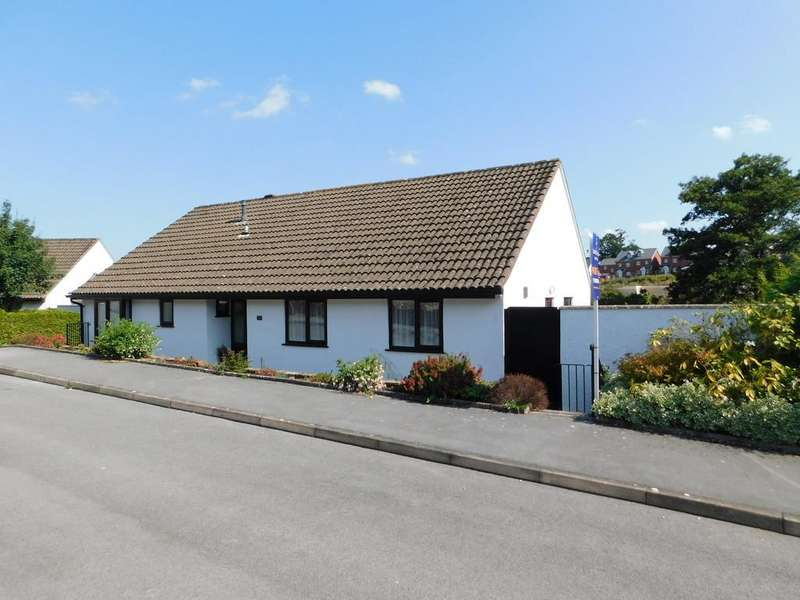 3 Bedrooms Detached Bungalow for sale in Millbrook Dale, Axminster