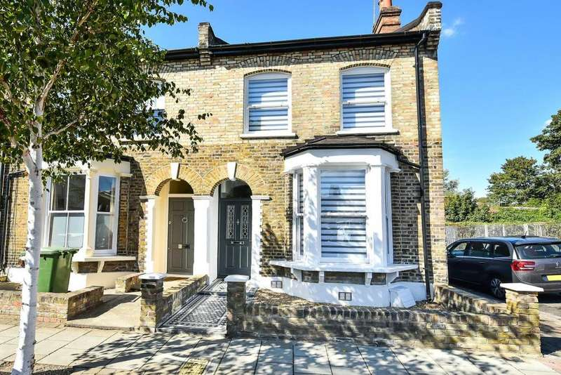 3 Bedrooms End Of Terrace House for sale in Lugard Road, Nunhead