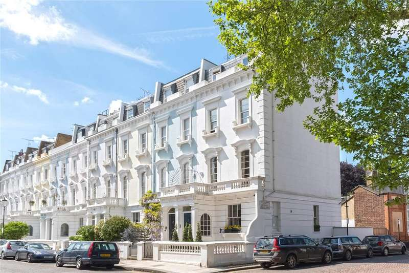 6 Bedrooms Terraced House for sale in Priory Walk, Chelsea, SW10
