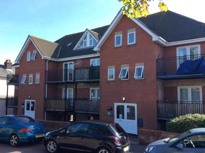 1 Bedroom Apartment Flat for sale in Bay View Court, Harwich