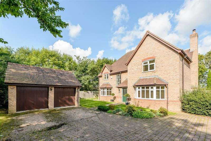 5 Bedrooms House for sale in Bromham Road, Biddenham, Bedford