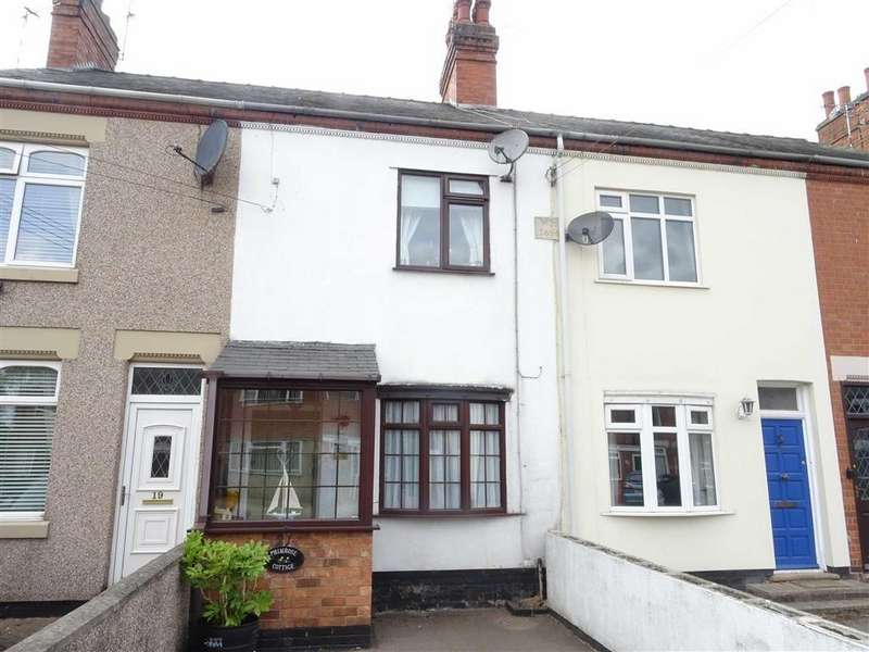 2 Bedrooms Terraced House for sale in Leicester Road, Broughton Astley