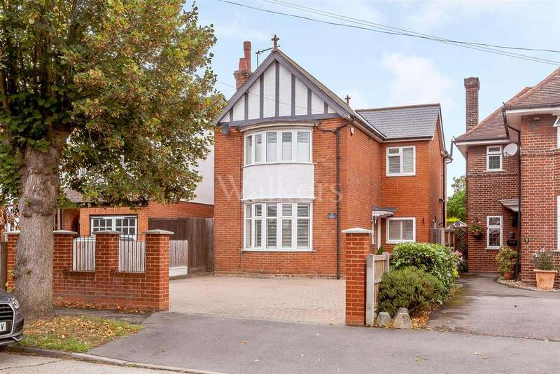 3 Bedrooms Detached House for sale in Chelmerton Avenue, Chelmsford