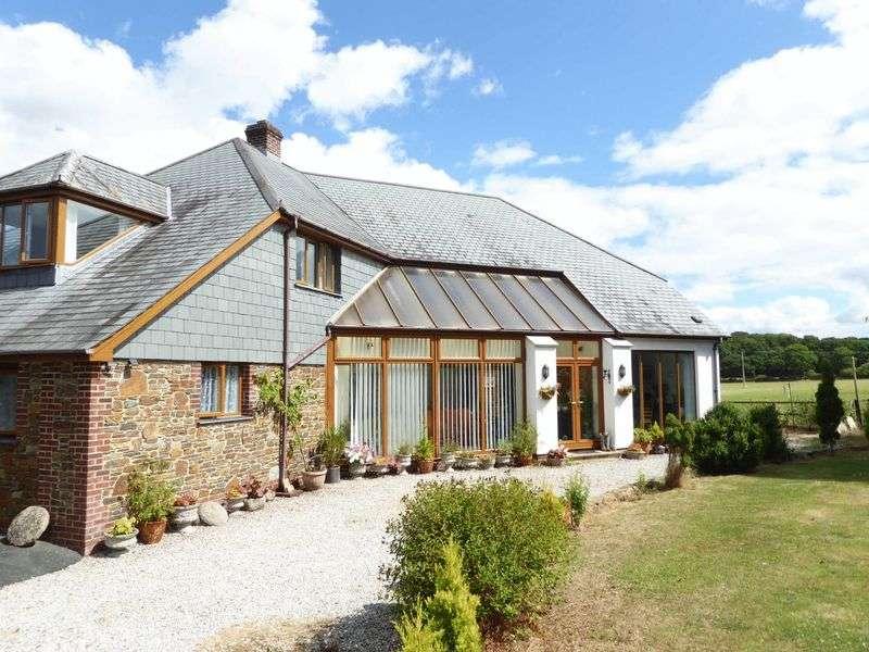 6 Bedrooms Property for sale in Jacobstowe, Devon