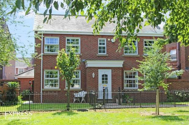 4 Bedrooms Detached House for sale in North View, Little Weighton, Cottingham, East Riding of Yorkshire