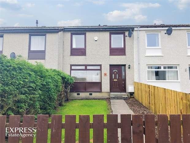 2 Bedrooms Terraced House for sale in Sunnybrae, Bucksburn, Aberdeen