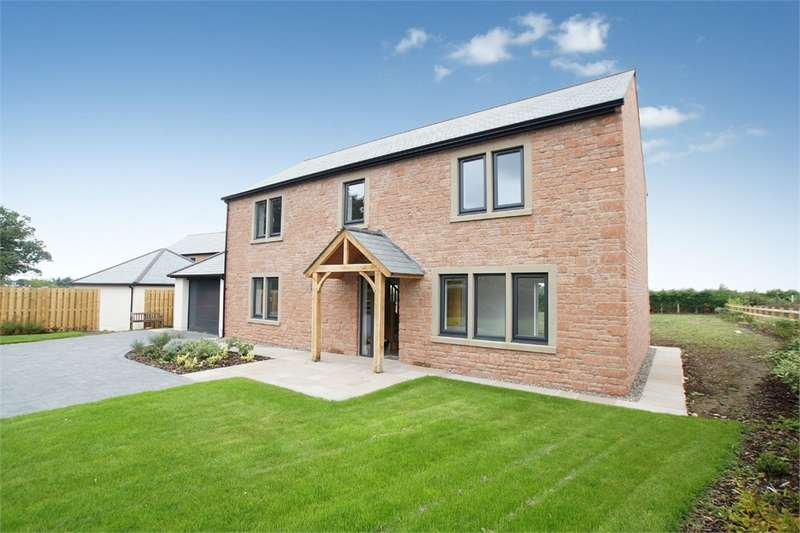 4 Bedrooms Detached House for sale in CA5 6LT Grange Park Road, Orton Grange, Dalston, Cumbria