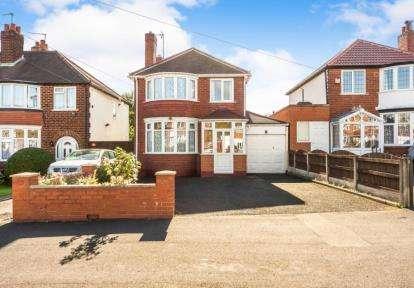 3 Bedrooms Detached House for sale in Queens Drive, Rowley Regis, West Midlands