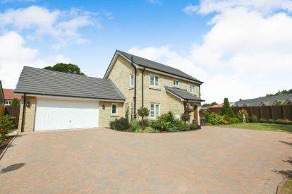 4 Bedrooms Detached House for sale in Woodward Close, Tytherington, Macclesfield, Cheshire