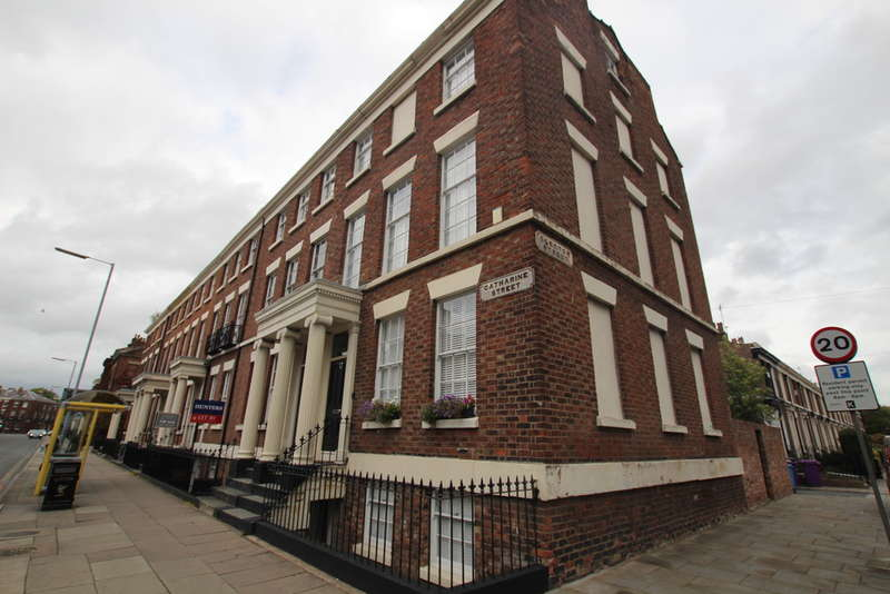 2 Bedrooms Ground Flat for sale in Catharine Street, Liverpool, L8