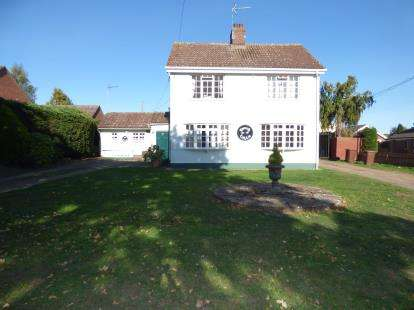 3 Bedrooms Detached House for sale in Bury St Edmunds, Suffolk