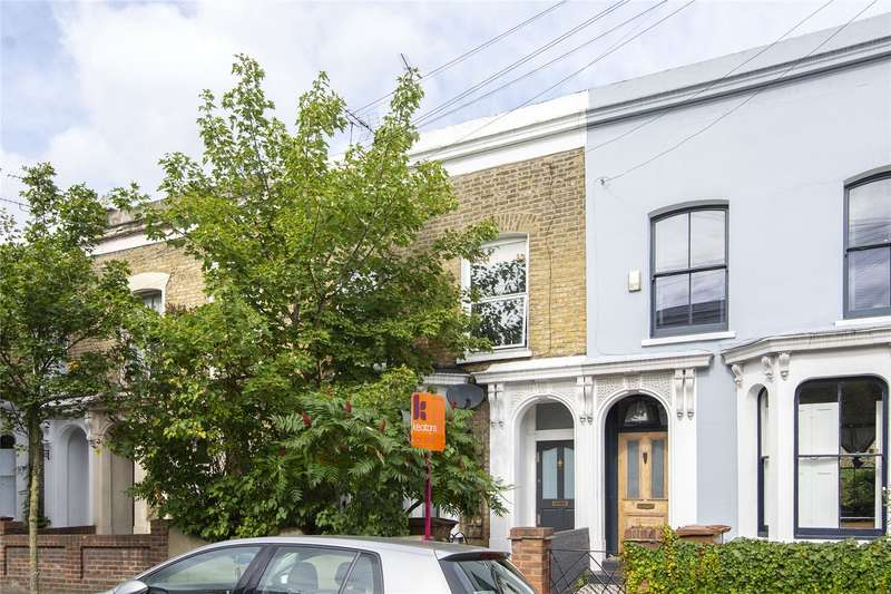 4 Bedrooms Terraced House for sale in Rushmore Road, London, E5