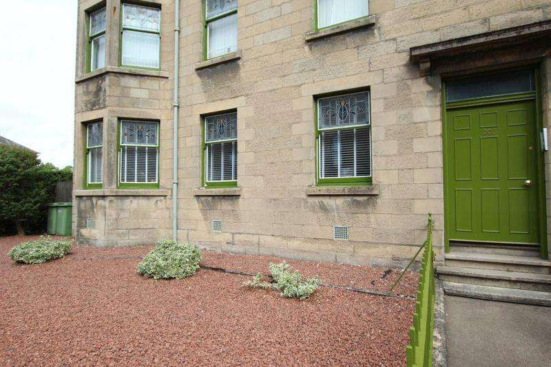 3 Bedrooms Ground Flat for sale in Glasgow Road, Dumbarton