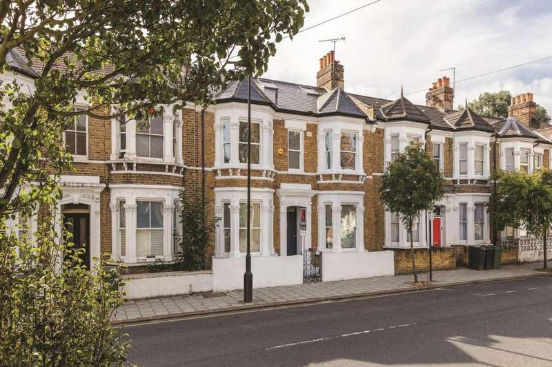 4 Bedrooms Terraced House for sale in Morval Road, London, London SW2