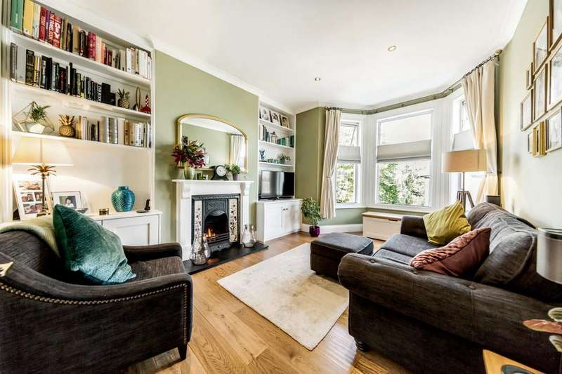2 Bedrooms Flat for sale in St Faith's Road, London, London SE21