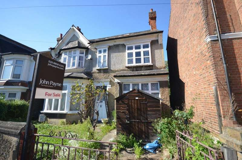 5 Bedrooms Detached House for sale in Eastcombe Avenue London SE7