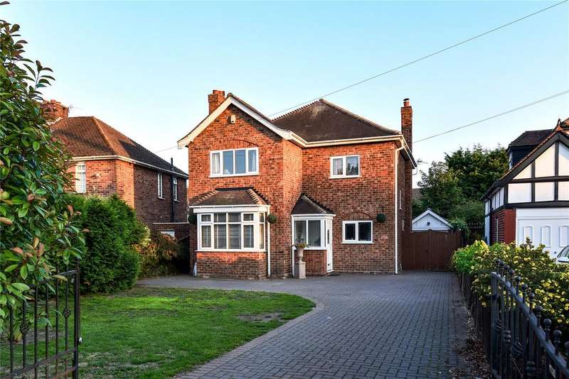 4 Bedrooms Detached House for sale in Laceby Road, Grimsby, DN34