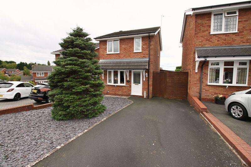 2 Bedrooms Detached House for sale in Cowley Drive, Milking Bank, Dudley, DY1 2SS