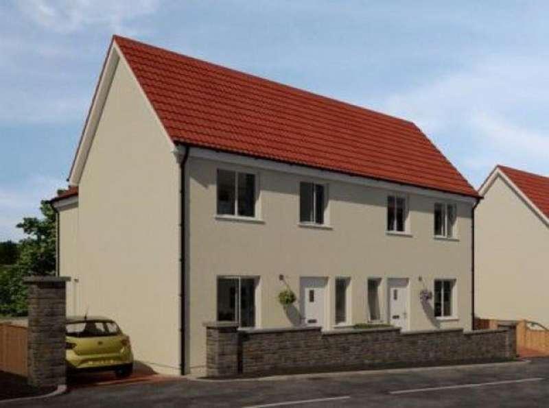3 Bedrooms Semi Detached House for sale in Church Street, Penydarren