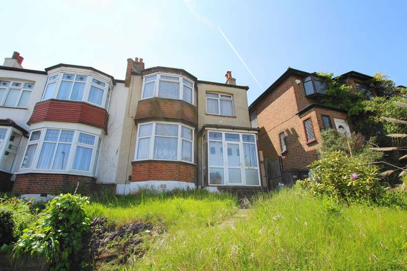 5 Bedrooms Semi Detached House for sale in South Norwood Hill, SE25