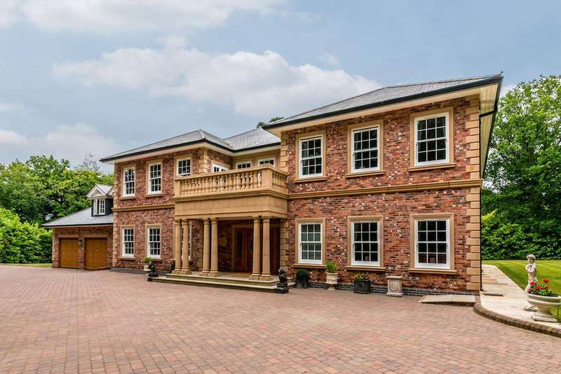 7 Bedrooms Detached House for sale in Streetly Wood, Streetly, Sutton Coldfield,