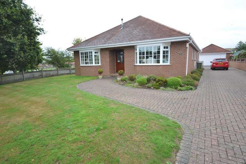 3 Bedrooms Detached Bungalow for sale in Box Hill, Scarborough YO12