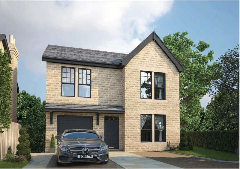 5 Bedrooms Detached House for sale in Dovestone House, Reservoir Road, Whaley Bridge