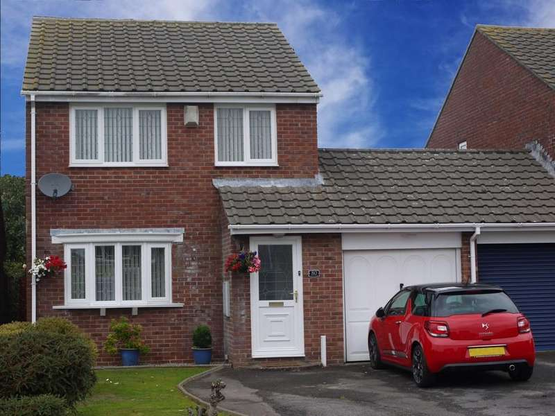 3 Bedrooms Detached House for sale in Maple Ave, Bulwark, Chepstow