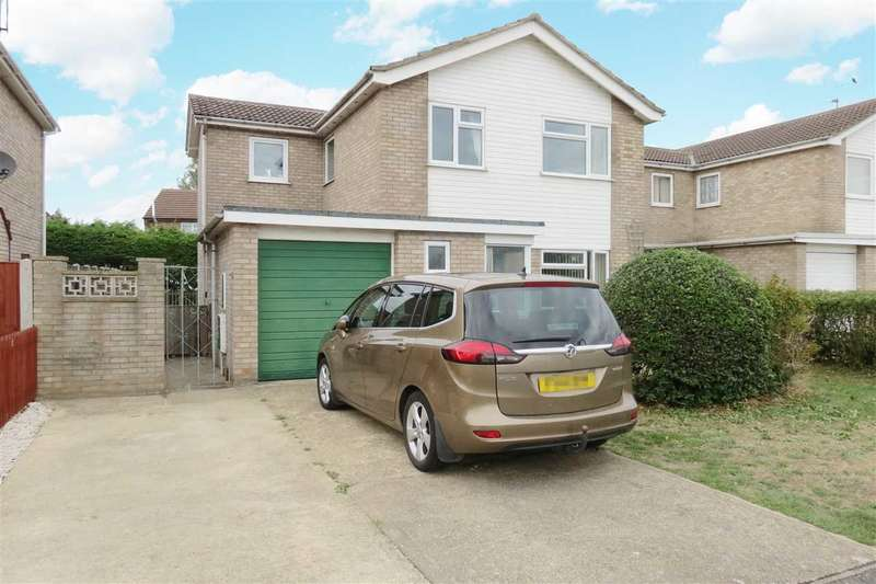 4 Bedrooms Detached House for sale in West Road, Ruskington
