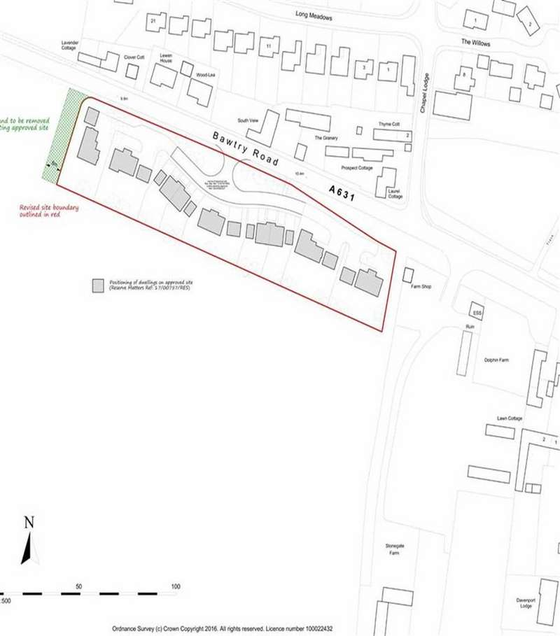 Land Commercial for sale in Bawtry Road, Everton, Bawtry, Nottinghamshire