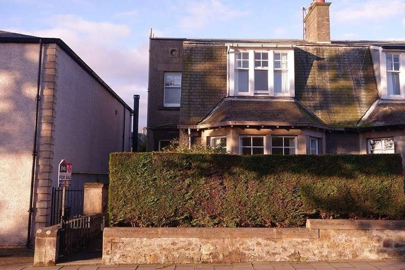 3 Bedrooms Semi-detached Villa House for sale in St Brycedale Road, Kirkcaldy, KY1