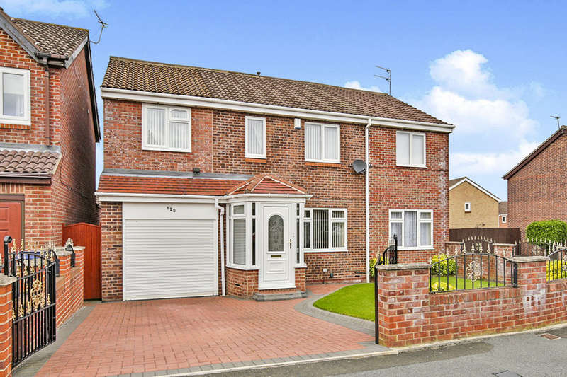 5 Bedrooms Detached House for sale in Sherburn Way, Gateshead, NE10