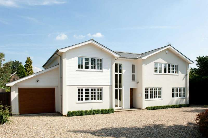 5 Bedrooms Detached House for sale in Quickley Lane, Chorleywood, Hertfordshire, WD3