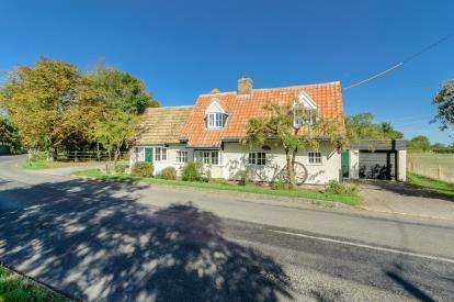 4 Bedrooms Detached House for sale in Chequers Hill, Wilden, Bedford, Bedfordshire