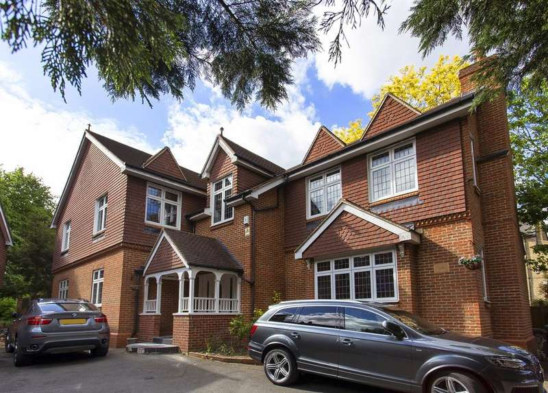 5 Bedrooms Detached House for sale in Edwards Way, Adelaide Avenue, London SE4