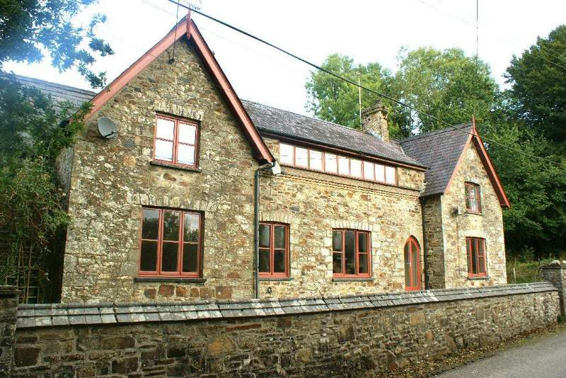 7 Bedrooms Detached House for sale in Rhuddlan, Llanybydder, Carmarthenshire SA40