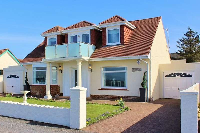 4 Bedrooms Detached House for sale in 'Fairways', Cairnryan Road, Stranraer, DG9 8AU