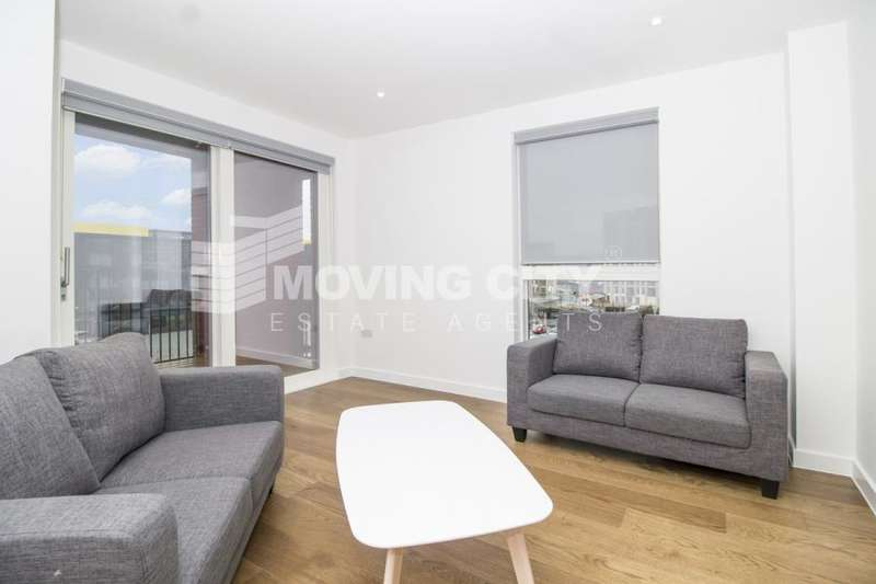 1 Bedroom Apartment Flat for sale in Peacon House, Thonrey Close, Colindale Gardens London NW9