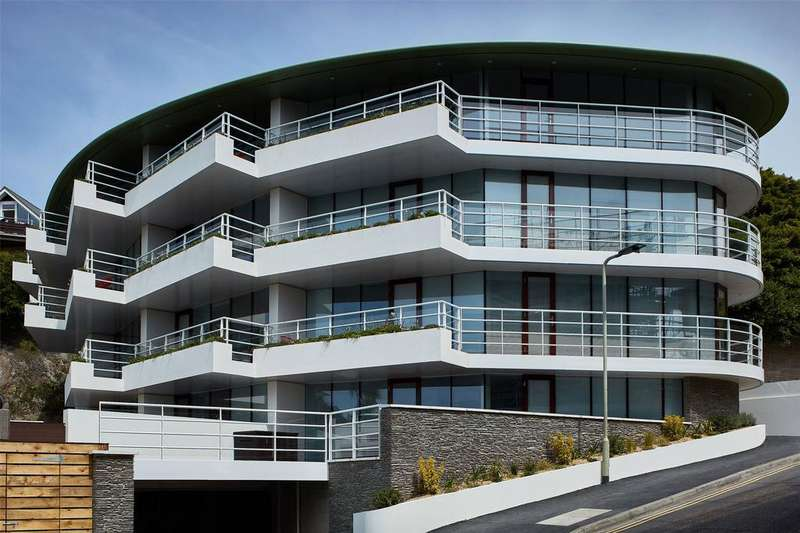 2 Bedrooms Apartment Flat for sale in Sandy Lane, Woolacombe