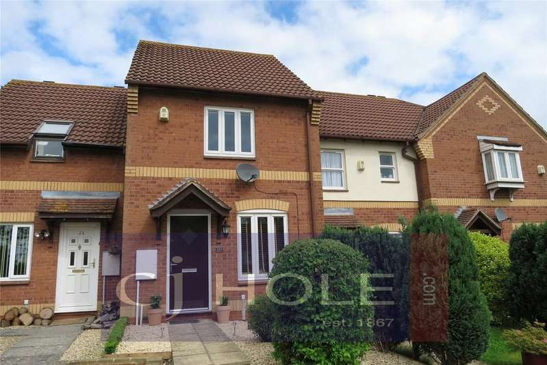 2 Bedrooms Terraced House for sale in Palmers Leaze, Bradley Stoke, BS32
