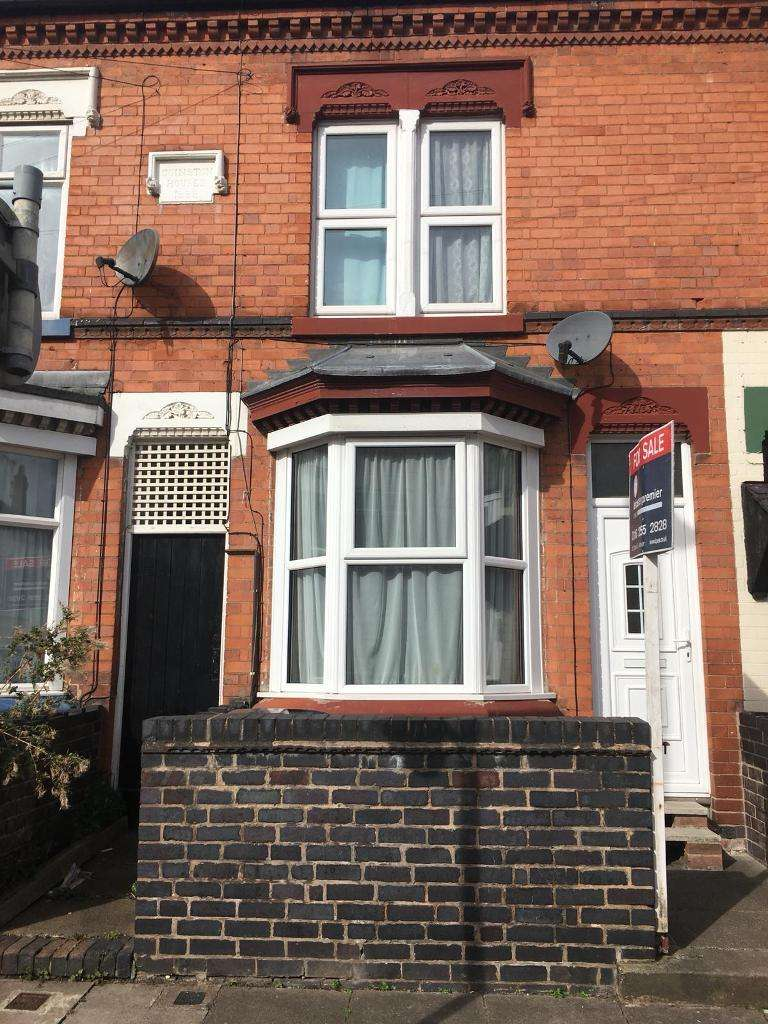2 Bedrooms Terraced House for sale in Sylvan Street, Newfoundpool, Leicester, Leicestershire, LE3 9GU