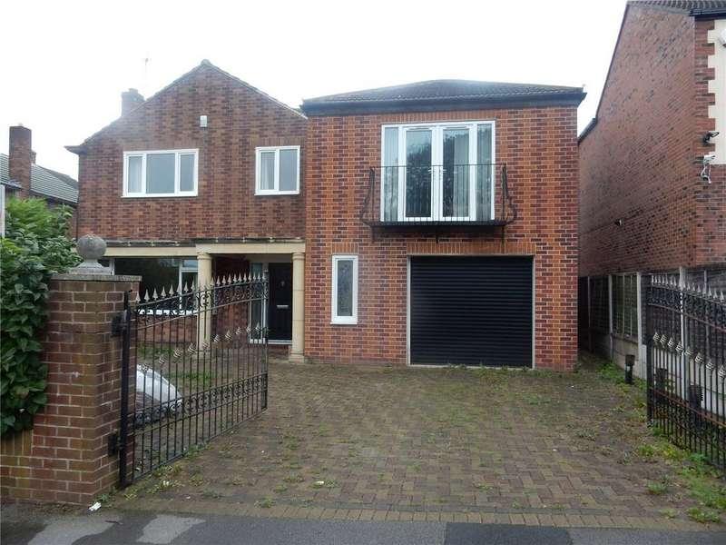 5 Bedrooms House for sale in Springwood Hall Gardens, Springwood, Huddersfield, HD1