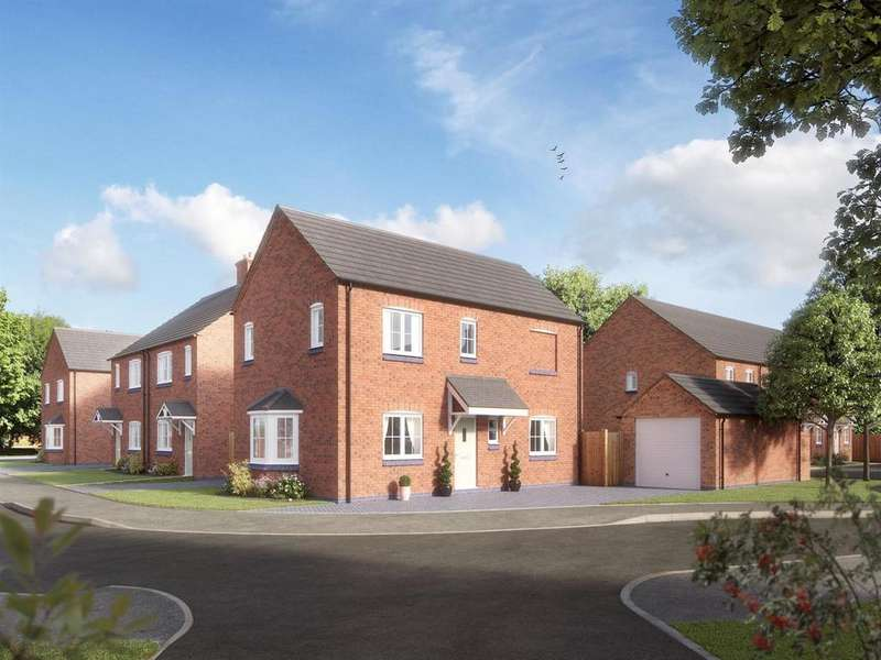 3 Bedrooms Detached House for sale in Lutterworth Road, Blaby, Leicester