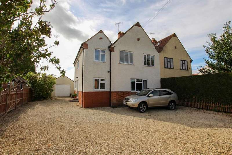 4 Bedrooms Semi Detached House for sale in Hanley Swan, Worcester