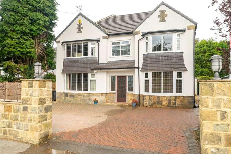 5 Bedrooms Detached House for sale in Alwoodley Lane, Leeds, West Yorkshire, LS17