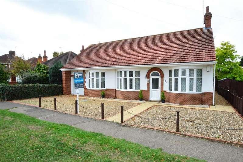 3 Bedrooms Detached Bungalow for sale in Fulbridge Road, Walton, Peterborough