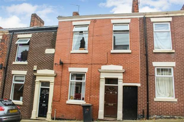 3 Bedrooms Terraced House for sale in Brieryfield Road, Preston, Lancashire