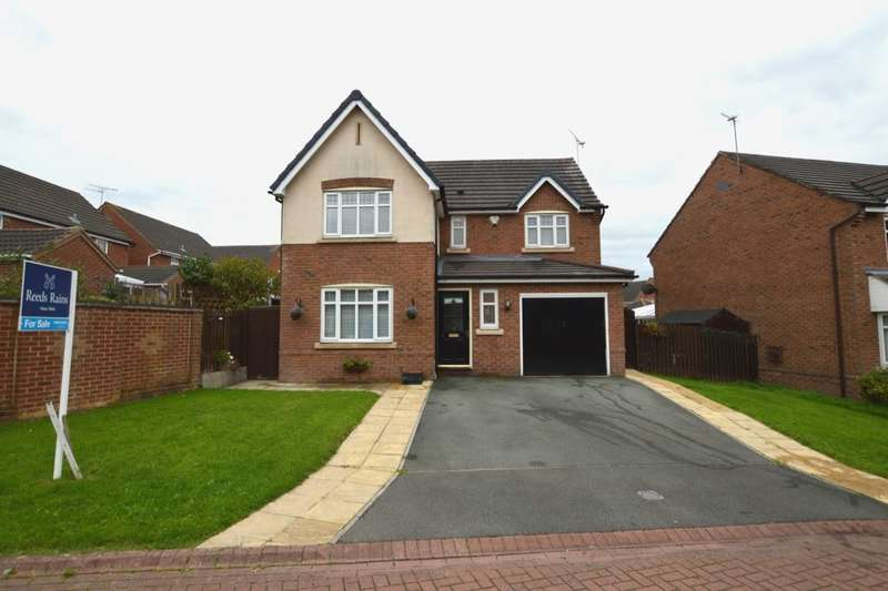 3 Bedrooms Detached House for sale in Upton Close, Winsford, CW7